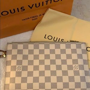 Louis Vuitton GM pouch/ wristlet